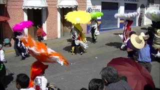 Carnaval Papalotla Tlaxcala 2013 (barrio de Potrero)