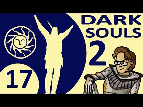 Let's Play Dark Souls 2 Co-op Part 17 - The Rat Race