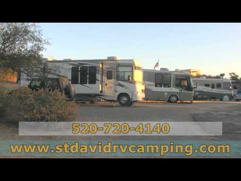 Popular Winter RV Campground Resort Tucson Area RV Parks