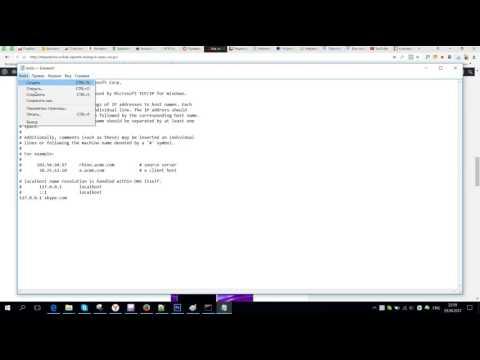 Что делать если не удается получить доступ к сайту?из YouTube · Длительность: 2 мин25 с