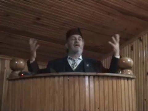 Ders 1, Hayat Felsefesi, Üstad Kadir Mısıroğlu, 29.01.2005