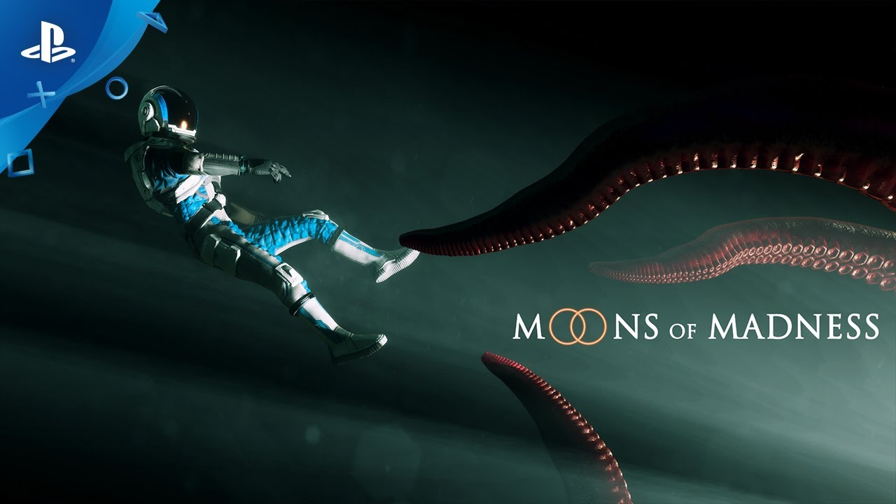 Moons of Madness | Release Date Announcement | PS4