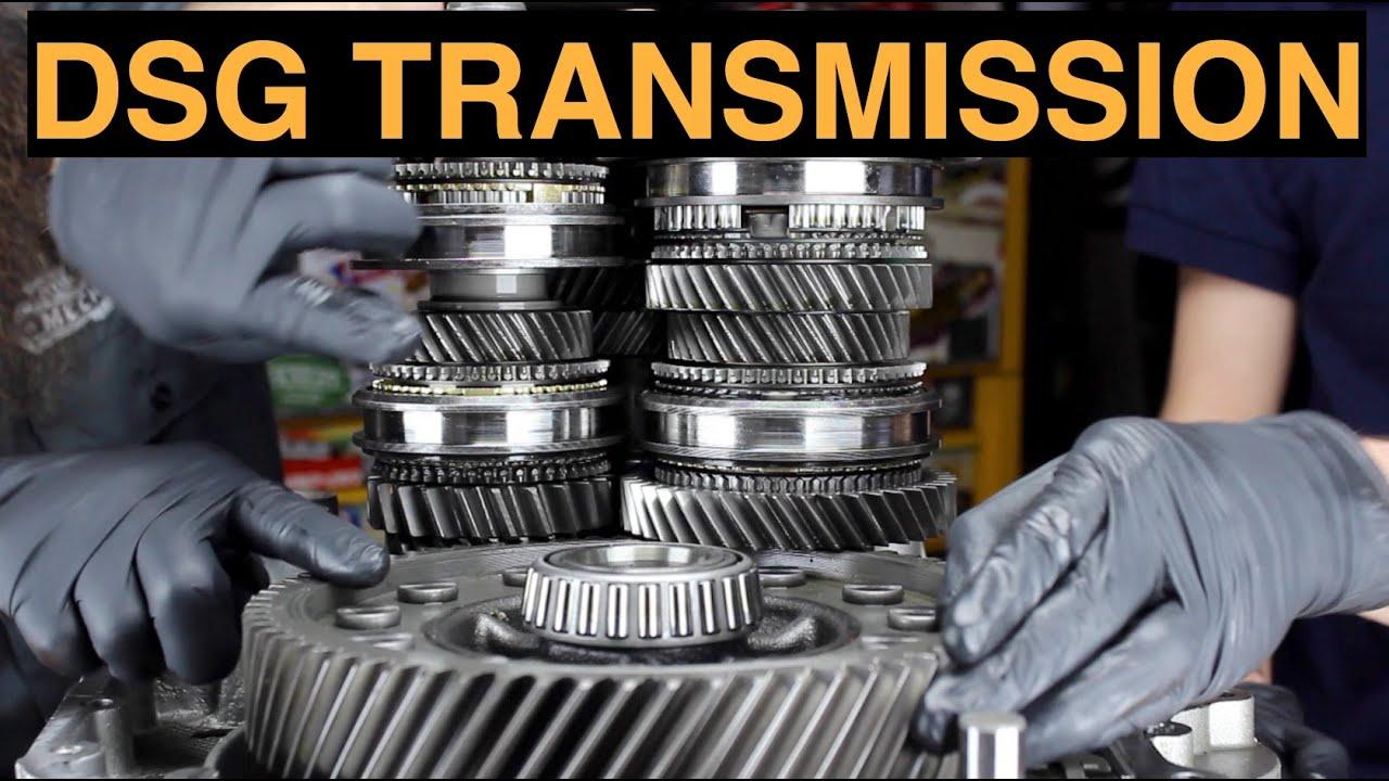 hight resolution of dsg transmission explained