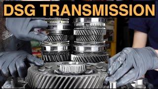Трансмісія DSG - пояснив
