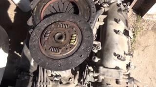видео Замена двигателя Ниссан