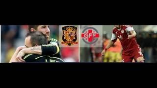 spain vs georgia  (team and edverd)
