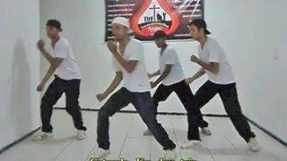 Aprenda os primeiros passos 07 - Hip Hop Street Dance