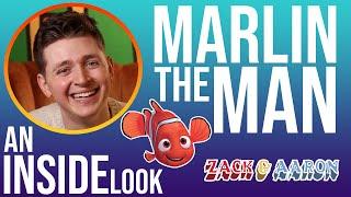Marlin the Man: Finding Nemo Super Fan // An Inside Look