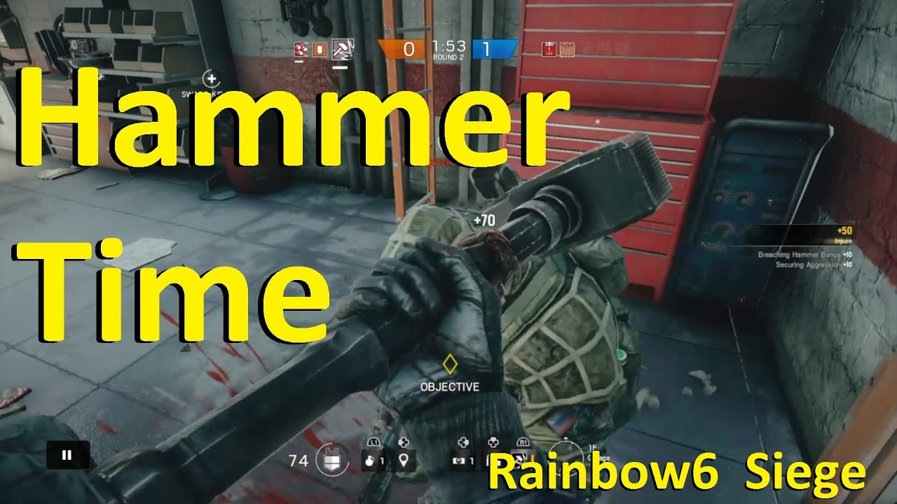 100+ Sledge R6 With Out Mask – yasminroohi