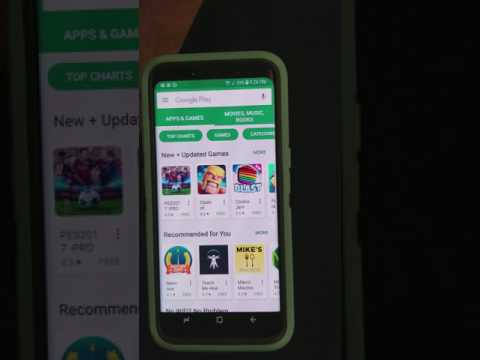 HOW TO: Add Account In Mobile Google Play Store
