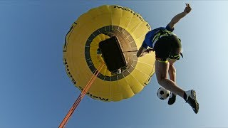 GoPro: Hot Air Balloon Freestyle with Kieran Brown and John Farnworth