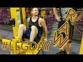 Leg Day | Behind the Scenes{RAW}