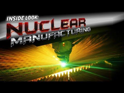 ☢️ Nuclear Manufacturing Plant ☢️  Titan Tours Premier Technology