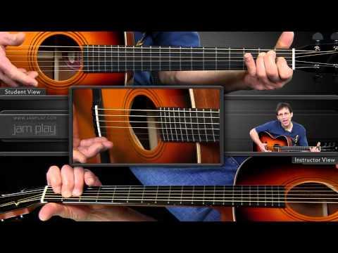 Learn Fingerstyle Blues Guitar - The Rolling E Blues