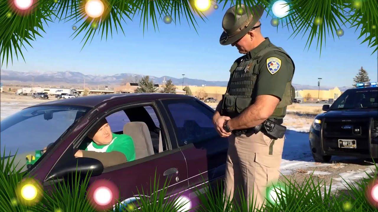 Montana Highway Patrol - A Christmas Tale