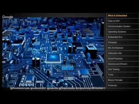 Embedded System Development  - Overview and Good Practices