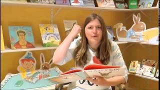Emily MacKenzie reads Wanted! Ralfy Rabbit, Book Burglar