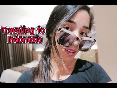 Traveling to Indonesia (One Day in Jakarta)