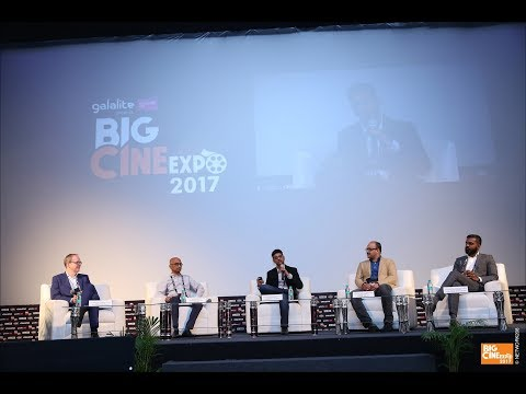 Big Cine Expo 2017 ::: Tracking the Premium Large Format Cinema Experience & Growth