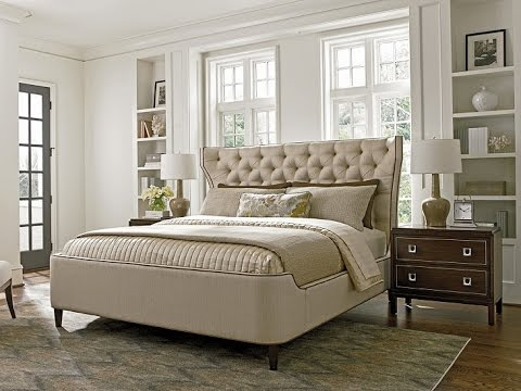 MacArthur Park Bedroom Collection by Lexington Furniture - YouTube