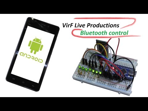 Умный дом / Android + Bluetooth + Arduino