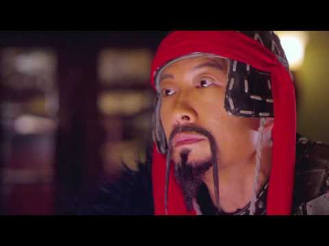 Vic Chao as Genghis Khan on a Date: Six Degrees of Everything Comedy