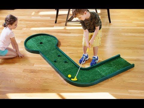 24/7 access to mini golf.