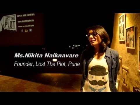 Interview with Ms Nikita, Founder - LOST THE PLOT, Pune