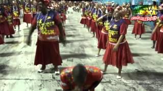 Alegria da Zona Sul 2016 - Ensaio técnico - Samba-enredo (13/12/2015)