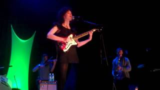 St. Vincent - Save Me From What I Want @ Big Ears Festival 2010