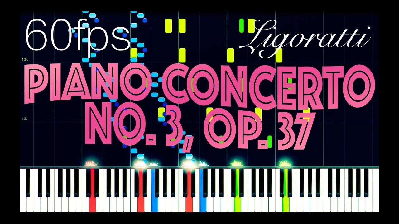 Piano Concerto No. 3 in C minor, Op. 37 // BEETHOVEN - YouTube