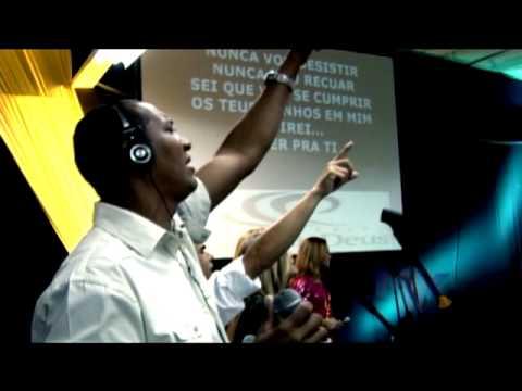 Ministério Sopro de Deus - Nunca vou desistir (Clipe oficial)