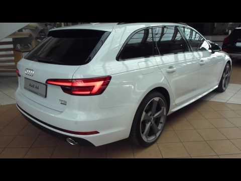 2017 Audi A4 Avant Black Edition S Line 2.0 TFSI 252 Hp Exterior Interior Playlist