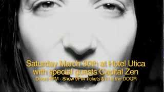 Hank and Cupcakes March 30th 2013 at the Hotel Utica with special guests Capital Zen Thumbnail