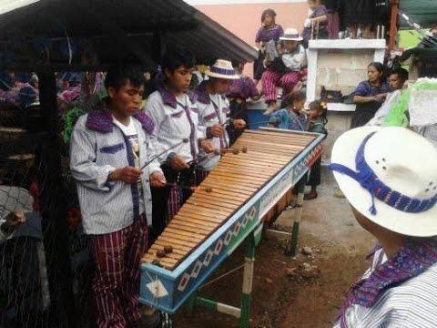 Marimba De Todos Santos Cuchumatan (En CD Completo) 7 Exitos inolvidables 2016
