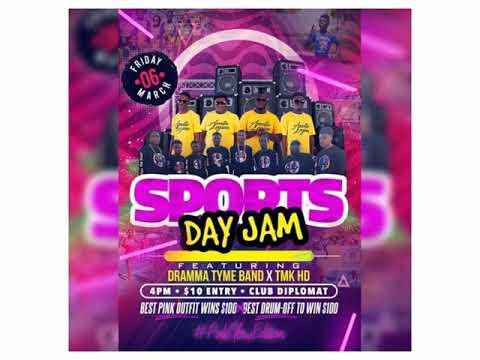 TMK HD - LIVE @ Diplomat Sports Bar & Night Club | Sports Day Jam ( The Box L I V E )