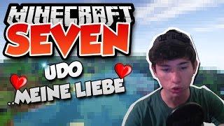 UDO! ICH LIEBE DICH! :D ✌ Minecraft: SEVEN! #18 | DerPumpkin