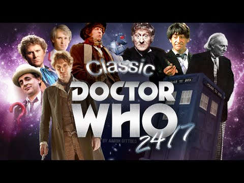 Doctor Who Collection (Part 1) - The Classic DVD's