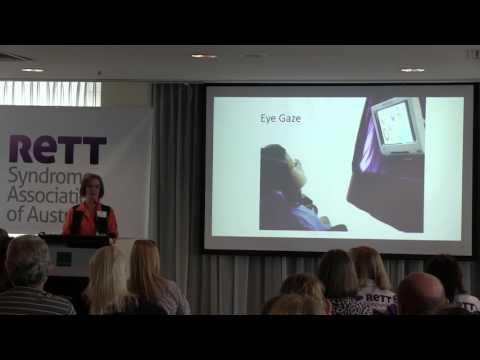 2015 Australian Rett Conference- Tracey Bode, Eye Gaze and Rett Syndrome
