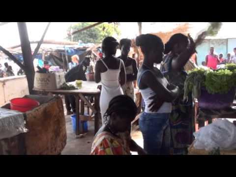 On island Bubaque in Guinea-Bissau / DNS The Necessary Teacher Training College
