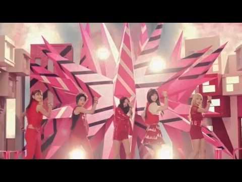 f(x) - Hot Summer (KOR/JAP) (Split Headphones)