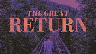 The Great Return I Part 2 I Ps Andrew Van Rensburg