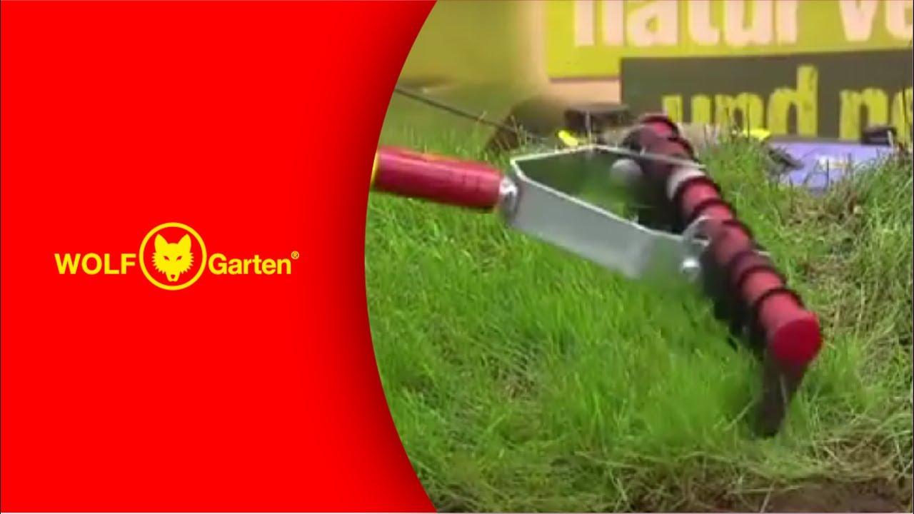 Wolf Garten Rasenberatung Teil 10 Muss Ich Vertikutieren Youtube