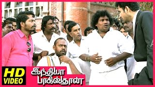 India Pakistan Tamil Movie | Scenes | Vijay Antony & Shushma Raj takes a civil case | Pasupathy
