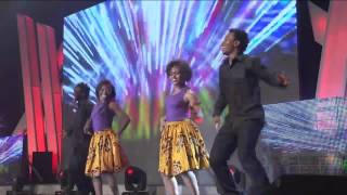 Arewa ft Praiz - Anything For You Live Performance  MTN Project Fame Super Collabo