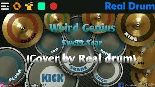 Download Weird Genius - Sweet Scar  Real Drum Indonesia!