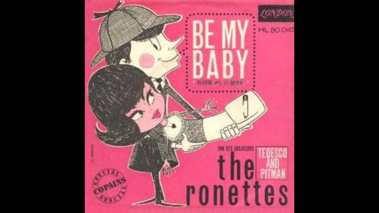 ronettes be my baby games