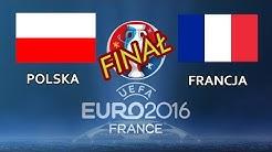 EURO 2016 - POLSKA - FRANCJA (Finał) #7