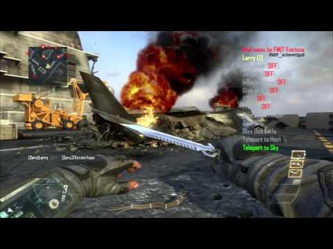 [PS3] Mod Menu Black Ops 2 | By FM|T Enstone