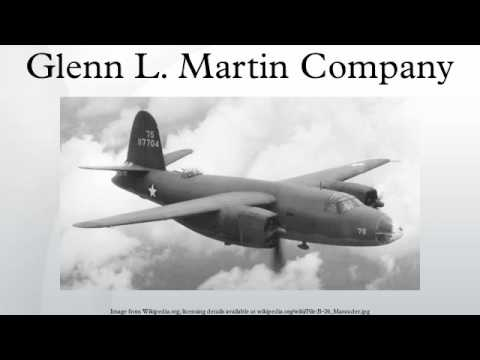 Glenn L. Martin Company